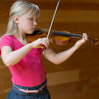 audio practice aids for online violin lessons