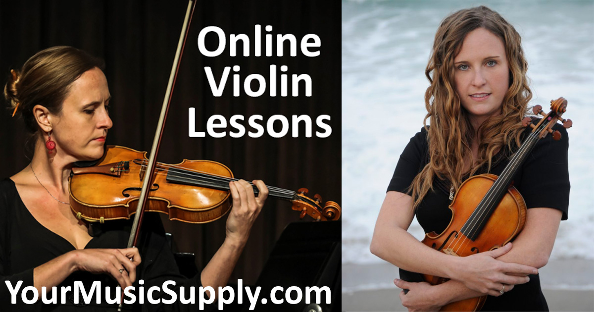 Violin Teacher Offers Online Violin Lessons to Provide Music Education to Students during COVID-19 Epidemic